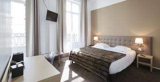 圣路易斯酒店 - 亚眠 - 睡房
