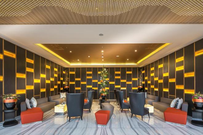 雅加达哈尔莫尼哈里斯艺术酒店 - 雅加达 - 休息厅