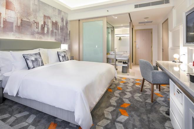 雅加达哈尔莫尼哈里斯艺术酒店 - 雅加达 - 睡房