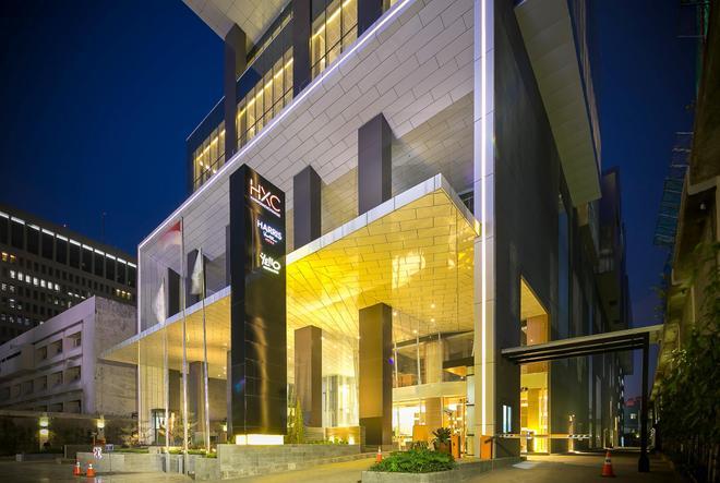 雅加达哈尔莫尼哈里斯艺术酒店 - 雅加达 - 建筑