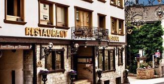 祖尔维恩斯泰吉酒店 - 斯图加特 - 酒店入口