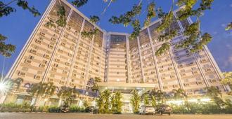 梭罗回教酒店 - 梭罗/苏腊卡尔塔 - 建筑