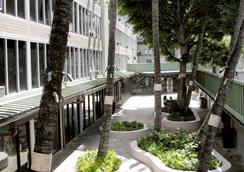 库西欧悦酒店 - 檀香山 - 户外景观