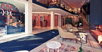 法兰克福美居凯瑟市中心酒店 - 法兰克福 - 建筑