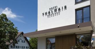 塔尔麦尔酒店 - 慕尼黑 - 建筑