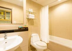 曼谷钥匙酒店 - 曼谷 - 浴室