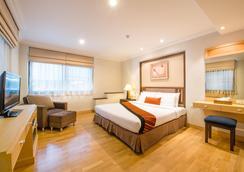 曼谷钥匙酒店 - 曼谷 - 睡房