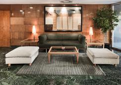 Nh巴利亚多利德城市酒店 - 巴利亚多利德 - 大厅