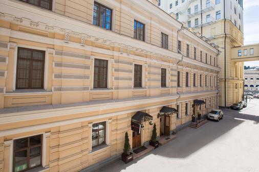 莫塔沙卡酒店 - 莫斯科 - 建筑