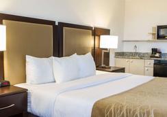 赛德康福特茵旅馆 - 迪尔菲尔德海滩 - 睡房