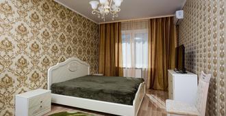 纳杜布公寓酒店 - 基辅 - 睡房