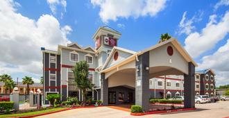 西佳plus西北套房旅馆 - 休斯顿 - 建筑