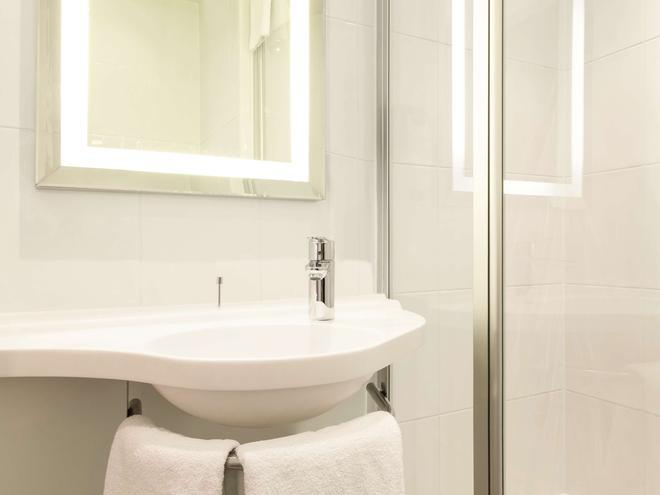 宜必思爱丁堡中心皇家大道酒店 - 爱丁堡 - 浴室