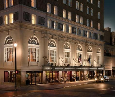 弗朗西斯马里恩酒店 - 查尔斯顿 - 建筑
