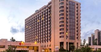 耶路撒冷华美达酒店 - 耶路撒冷 - 建筑