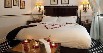 41酒店 - 伦敦 - 睡房
