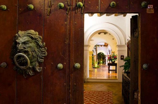 夸居佛里奥酒店 - 卡塔赫纳 - 大厅