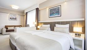 传统酒店 - 贝尔格莱德 - 睡房