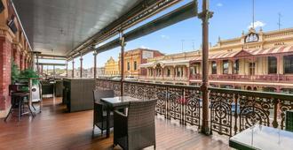 巴拉瑞特乔治品质酒店 - 柏拉瑞特 - 阳台