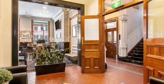 巴拉瑞特乔治品质酒店 - 柏拉瑞特 - 大厅