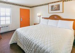 坦波温德姆旅游旅馆 - 坦普尔 - 睡房