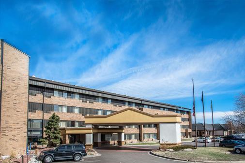 康福特茵酒店 - 丹佛 - 建筑