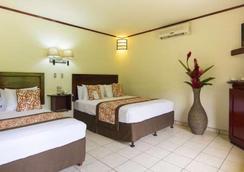 阿雷纳火山酒店 - 福图纳 - 睡房