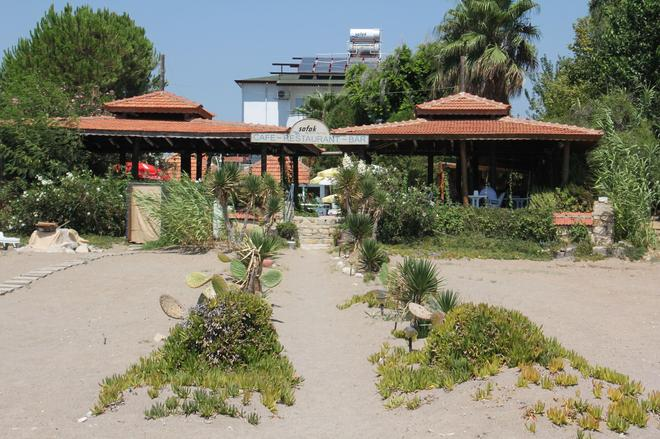 萨法克海滩汽车旅馆 - 马纳夫加特 - 户外景观