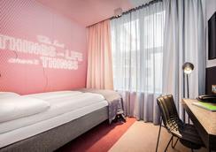 卡尔·约翰舒适酒店 - 奥斯陆 - 睡房