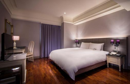 高雄丽景酒店 - 高雄市 - 睡房