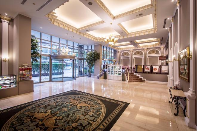 高雄丽景酒店 - 高雄市 - 大厅
