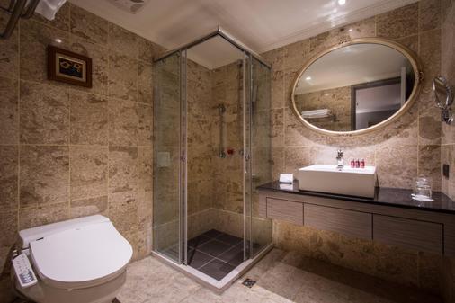 高雄丽景酒店 - 高雄市 - 浴室