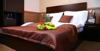 21中央酒店 - 布达佩斯 - 睡房