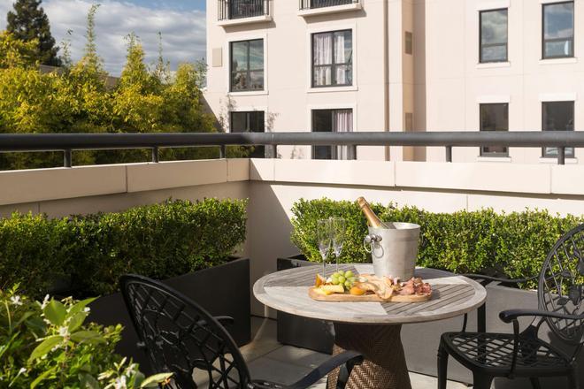 纳帕安达仕酒店 - 纳帕 - 阳台