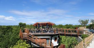巴厘岛金巴兰森林度假酒店 - 乌鲁瓦图 - 建筑