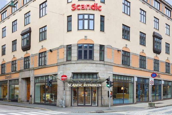 城市公园斯堪迪克酒店 - 卑尔根 - 建筑