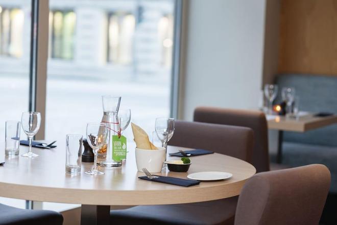 城市公园斯堪迪克酒店 - 卑尔根 - 食物