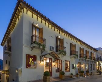 卡斯塔利亚精品酒店 - 特尔斐 - 建筑