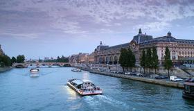 巴黎勒斯霍尔诺富特酒店 - 巴黎 - 户外景观