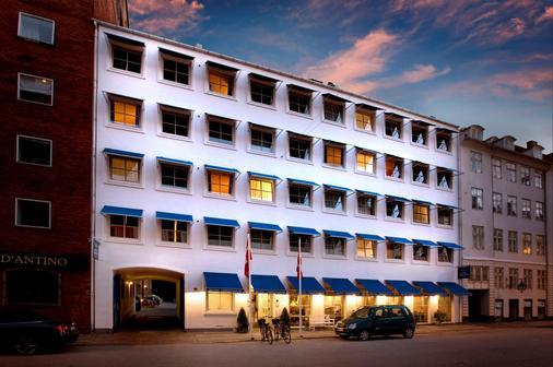 克里斯蒂安四世酒店 - 哥本哈根 - 户外景观