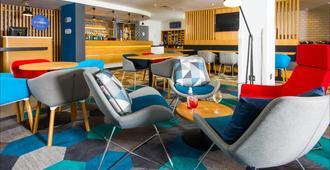 伦敦汉默史密斯智选假日酒店 - 伦敦 - 休息厅