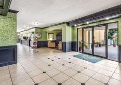 科珀斯克里斯蒂品质酒店及套房 - 科珀斯克里斯蒂 - 大厅