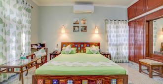 費沙里格爾的3臥室公寓 - 400平方公尺/3間專用衛浴 - 斋浦尔 - 睡房