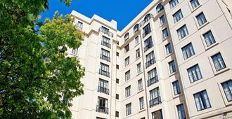乔利蒙特曼特拉酒店 - 墨尔本 - 建筑