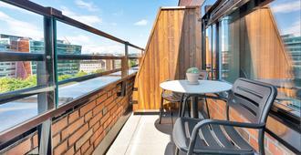 奥斯陆福诺公寓式酒店 - 奥斯陆 - 阳台
