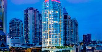 曼谷撒通维斯塔万豪行政公寓 - 曼谷 - 建筑