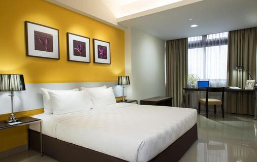 飞轮海套房酒店 - 吉隆坡 - 睡房