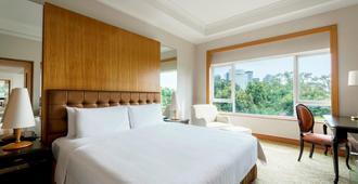 香格里拉公寓 - 新加坡 - 睡房