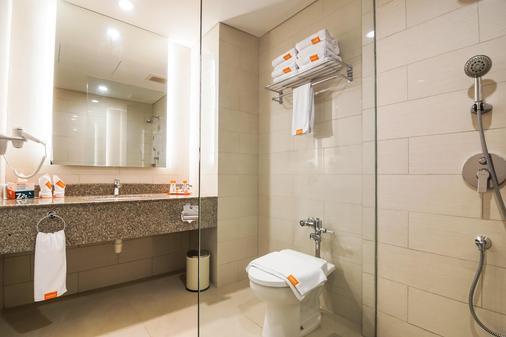 巴塔姆哈里斯度假酒店 - 巴淡岛 - 浴室