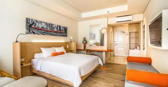 巴塔姆哈里斯度假酒店 - 巴淡岛 - 睡房